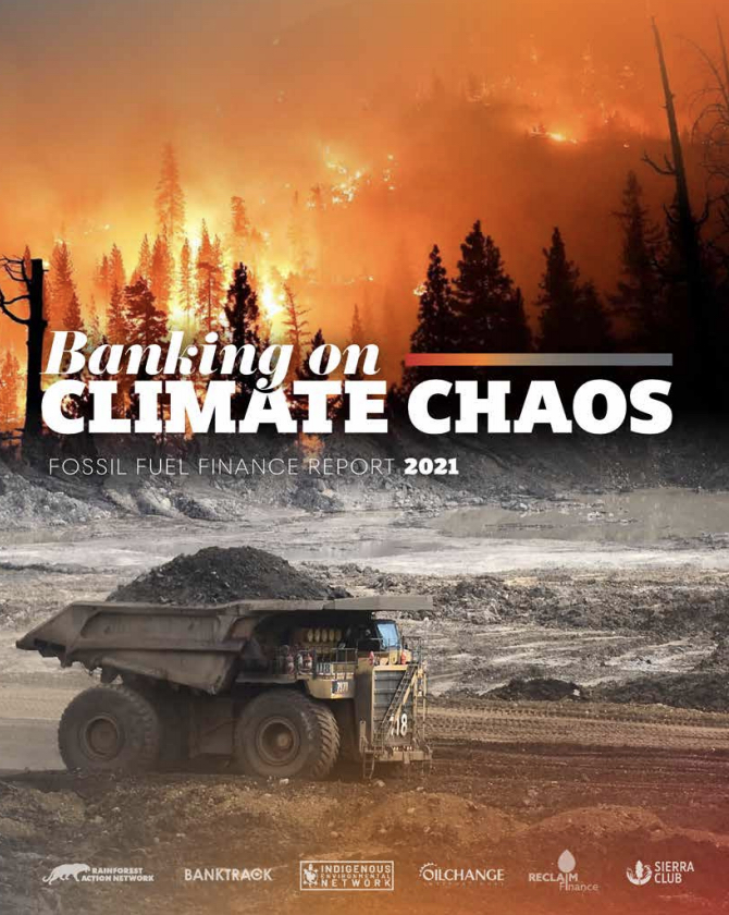 We're in a Climate Emergency, Part 1: Banking on Change